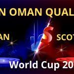 oman vs scotland match review
