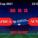 aus vs sa predictions t20 world cup 2021
